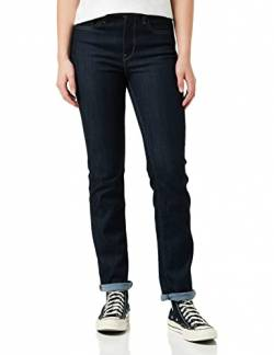 Levi's Damen 724 High Rise Straight Jeans, to The Nine, 27W / 32L von Levi's