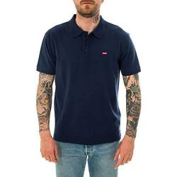 Levi's Herren Housemark Polo Poloshirt, Dress Blues, S von Levi's