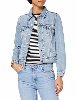 Levi's Damen Original Trucker Jeansjacke, All Mine, Large von Levi's