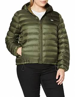 Levi's Womens Pandora Packable Jacket, Olive Night, XL von Levi's