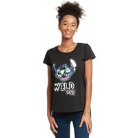 Lilo & Stitch Wild One Damen T-Shirt von Lilo & Stitch