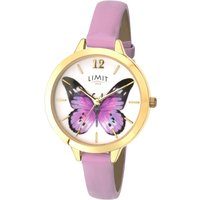 Limit Secret Garden Collection Damenuhr in Pink 6273.73 von Limit