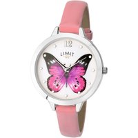 Limit Secret Garden Collection Damenuhr in Pink 6278.73 von Limit