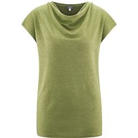 LIVING CRAFTS T-Shirt T-Shirts dunkelgrün Damen Gr. 36/38 von Living Crafts