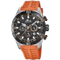 Lotus Herrenchronograph in Orange L18677/5 von Lotus