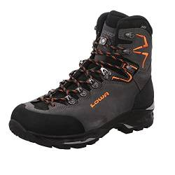 Lowa Ticam II GTX Men Größe UK 9,5 anthrazit/orange von Lowa
