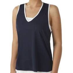 Macrame Tank-Top Damen von Lucky in Love