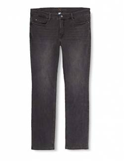 MAC Damen Straight Leg Jeanshose Dream, Grau (Dark Grey Used Wash D975), W42/L30 von MAC Jeans