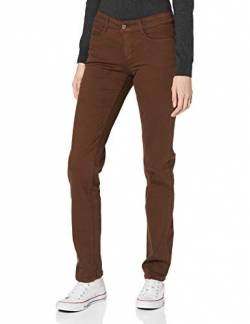 MAC Jeans Damen Dream Jeans, Fawn Brown PPT, 00/30 von MAC Jeans