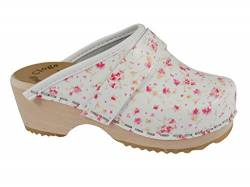 MB Clogs Original Schwedenclogs Kinderclogs Mini Summer Flower von MB Clogs