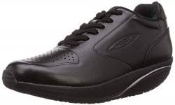 MBT Damen Mbt-1997 Leather Winter W Sneakers, Schwarz (Black Nappa 03n), 37 EU von MBT