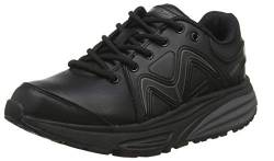 MBT Damen Simba Trainer W Sneakers, Schwarz (Black 257f), 41 EU von MBT