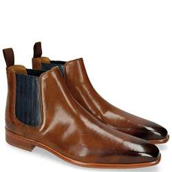 MELVIN & HAMILTON MH HAND MADE SHOES OF CLASS Herren Lance 52 Klassische Stiefel, Braun (Brown Crust-Sand), 47 EU von MELVIN & HAMILTON MH HAND MADE SHOES OF CLASS