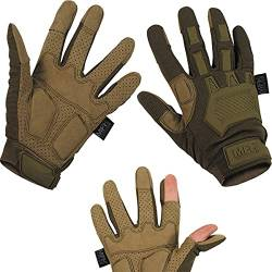 MFHHighDefence Tactical Handschuhe, Action Coyote tan - XXL von MFH