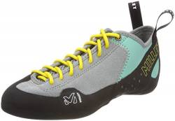 MILLET Damen Ld Rock Up Kletterschuhe, Mehrfarbig (Metal Grey/Pool Blue 000), 40 EU von MILLET