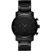 MVMT Black Link Chrono 40 Herrenuhr MC02-BB von MVMT