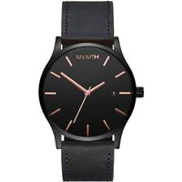 MVMT Black Rose Leather Classic Herrenuhr MM01-BBRGL von MVMT