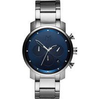 MVMT MC02-SBLU Chrono Midnight Silver 40mm 10ATM von MVMT