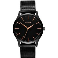 MVMT MT01-BBRG 40 Series Black Rose Herren 40mm 3ATM von MVMT