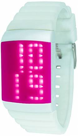 MADISON NEW YORK Unisex-Armbanduhr Candy Club Digital Automatik Silikon U4614-05 von Madison New York