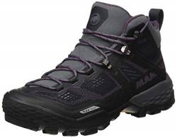 Mammut Damen Ducan Mid GTX Traillaufschuh, Phantom-Light Galaxy, 42 2/3 EU von Mammut