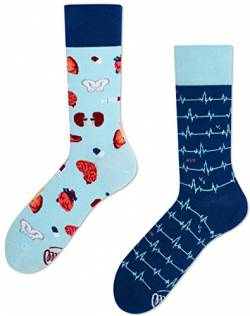Many Mornings Socken unisex Dr Sock (43-46) von Many Mornings