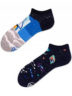 Many Mornings unisex Knöchelsocken Space Trip (Space Trip, 43/46 EU) von Many Mornings