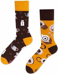 Many Mornings unisex Socken Coffee Lover - Kaffee (43-46 CF) von Many Mornings