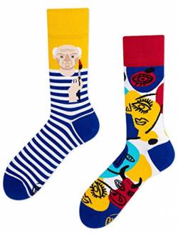 Many Mornings unisex Socken Picassocks (39-42) von Many Mornings