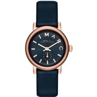 Marc Jacobs Baker Damenuhr in Blau MBM1331 von Marc Jacobs