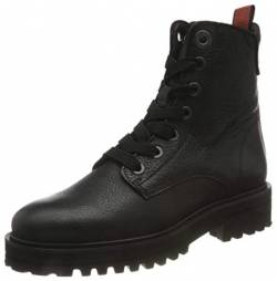 Marc O'Polo Damen 00715966302155 Stiefelette, 990 Black, 37.5 EU von Marc O'Polo