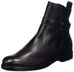 Marc O'Polo Damen 00716046001153 Stiefelette, 990 Black, 38 EU von Marc O'Polo