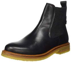 Marc O'Polo Damen 00815375002133 Chelsea-Stiefel, 990 Black,38 EU von Marc O'Polo