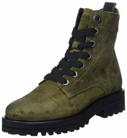 Marc O'Polo Damen 00815966304329 Oxford-Stiefel, 410 Khaki, 37.5 EU von Marc O'Polo