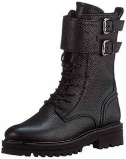 Marc O'Polo Damen 00815967303155 Oxford-Stiefel, 990 Black, 37 EU von Marc O'Polo