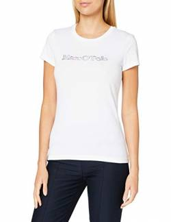 Marc O'Polo Damen B01229351083 T-Shirt, White, XS von Marc O'Polo