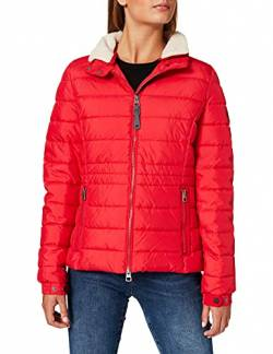 Marc O'Polo Damen 808098770087 Jacke, Rot (Lipstick Red 344), 38 von Marc O'Polo