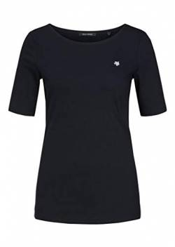 Marc O'Polo Damen B01218351159 T Shirt, Blau (Manic Midnight 811), S EU von Marc O'Polo