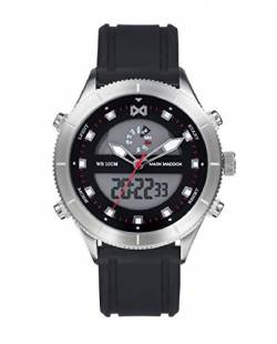 Mark Maddox Herren-Armbanduhr HC1003-57 Analog Digital Kollektion Mission von Mark Maddox