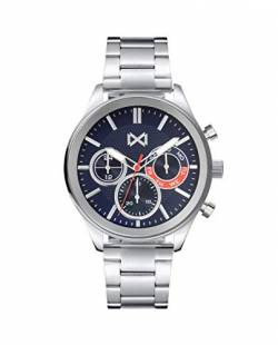 Mark Maddox Herren-Armbanduhr HM7138-37, multifunktional, Kollektion Midtown von Mark Maddox