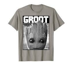 Marvel Guardians Vol. 2 Baby Groot Close-Up T-Shirt C2 von Marvel