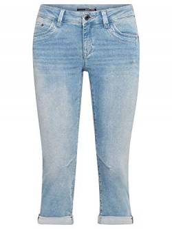 Mavi Damen Straight Jeans Alma, light sporty, 25 von Mavi