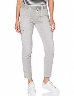 Mavi Damen Kenny Hose, Grey Coloured STR, 30/29 von Mavi