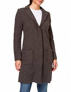 Mavi Damen Long Sleeve Cardigan Strickjacke, Schwarz (Blackened Pearl 27092), X-Small von Mavi