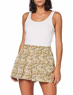 Mavi Damen Shorts, Antique White Soft Ditsy Printed, M von Mavi