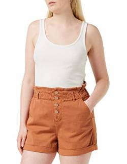 Mavi Damen Taylor Shorts, Rust Washed down STR, 26 von Mavi