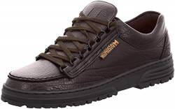 Mephisto CRUISER MAMOUTH 751 Herren Derby Schnürhalbschuhe, Braun (DARK BROWN MAMOUTH 751), Gr. 47 (UK 12) von Mephisto