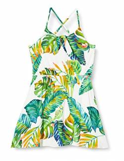 Mexx Girls Dress, Tropical Printed, 98 von Mexx