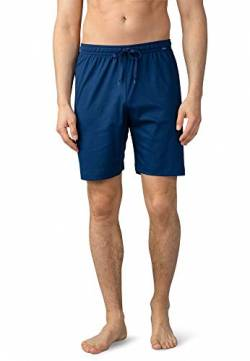 Mey Night Basic Lounge Herren Homewear Hosen Blau S von Mey