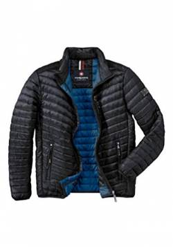Michaelax-Fashion-Trade Redpoint - Leichte Herren Stepp-Jacke, Walker (R701782648000), Farbe:Black (1200), Größe:XXL von Michaelax-Fashion-Trade
